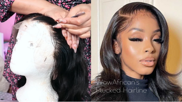 How To Make a wig look Natural & Real ?