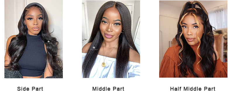 How Do You Creating A Part On Your Wig?