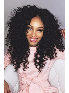 Alyssa Forever Flexi rods the curls