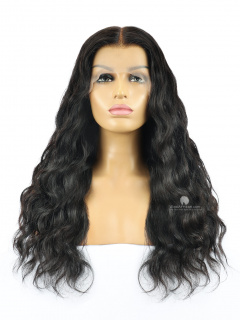 13X6in Thick Density Body Wave Lace Front Human Virgin Wig[HW03]