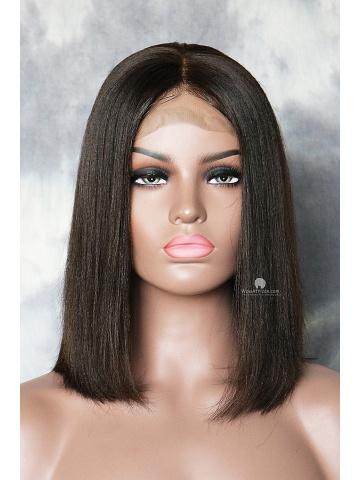 Yaki Straight Bob Lace Front Wig [Destiny013]