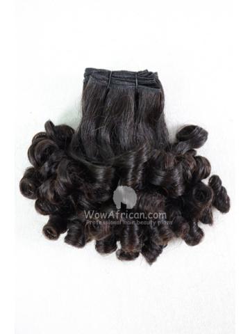 Brazilian Virgin Hair Funmi Hair Weave Bouncy Curl