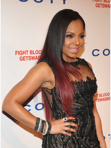 Ashanti Ombre Red Hair Lace Wigs[CLW27]