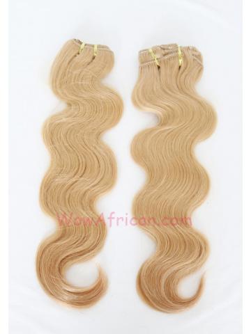 2 Packs Clip In Hair Brazilian Virgin #613 Body Wave 10pcs[CSC09]