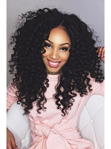Alyssa Forever Flexi rods the curls