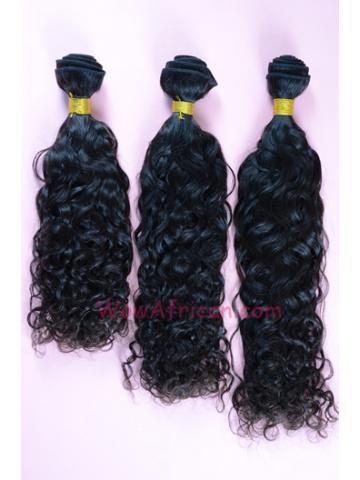 Natural Color Brazilian Curl Brazilian Virgin Hair Weave 3pcs Bundle[WB02]