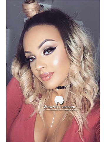 Ciara Ombre Brazilian Hair Lace Wig[CLW26]