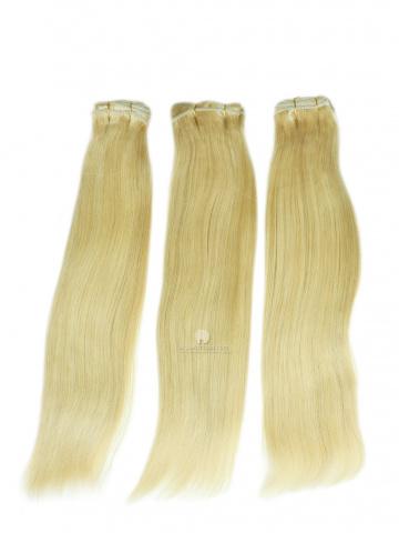 #24 Silky Straight Brazilian Virgin Hair Weave 2pcs Bundle[CSB09]