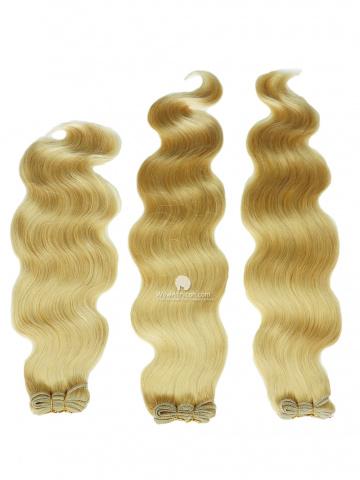 #613 Body Wave Indian Hair Weave 3pcs Bundles[CS05]