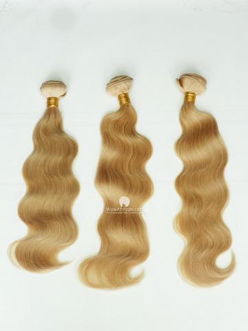 #27 Body Wave Brazilian Hair Weave 3pcs Bundle[CS10]
