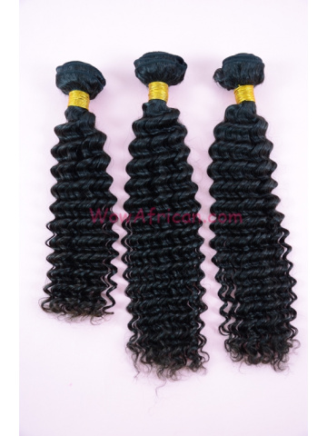 European Virgin Hair Weave Natural Color Water Wave 3pcs Bundle[WB219]