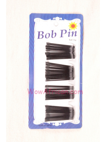 54pcs One Set Black Bob Pin[HA03]