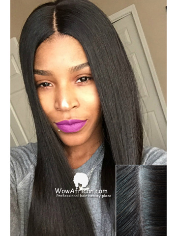 Silk Top Lace Wigs
