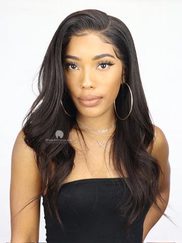150% Density Yaki Brazilian Virgin Hair 360 Wig [Bryana017]