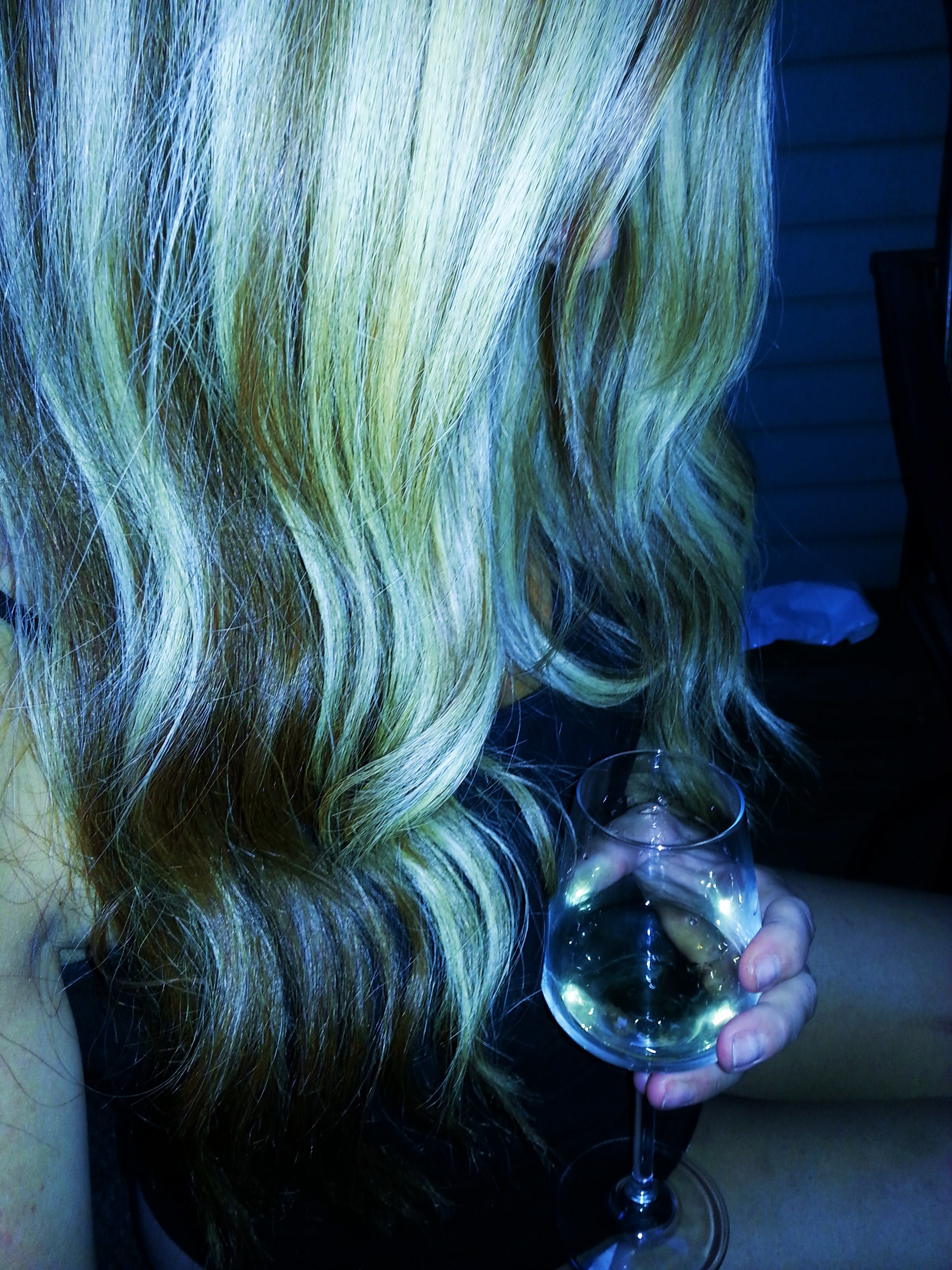 ciara blonde wavy - clwo2