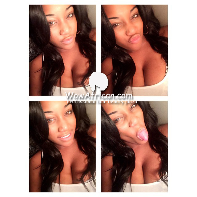 WB186,malaysian body wave 3,5x4 10''middle part closure with 2pcs bundle12'14'