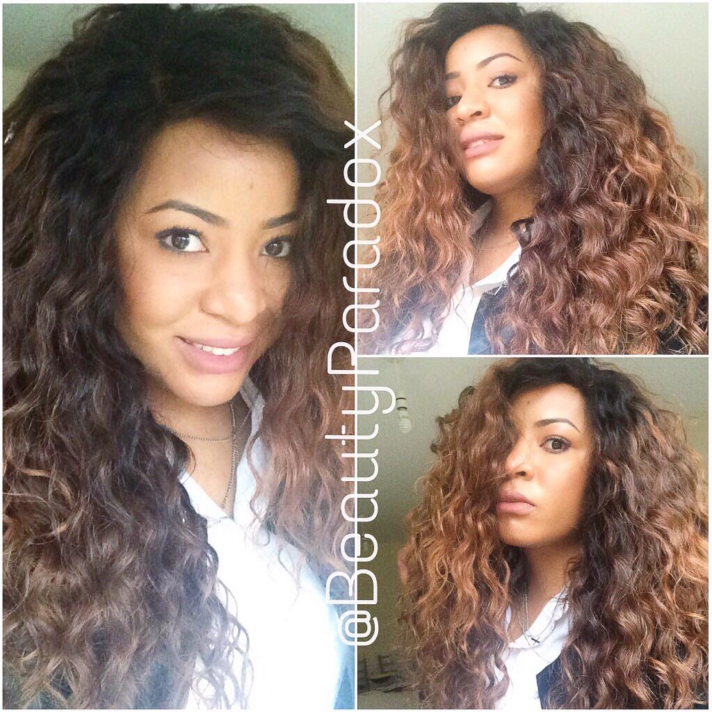 Milan Curl Closure Wig