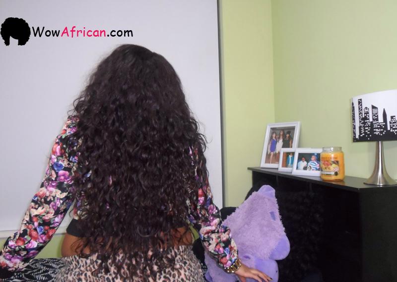 Natural Color Body Wave Brazilian Virgin Hair Weave 2pcs Bundle[WB08]
