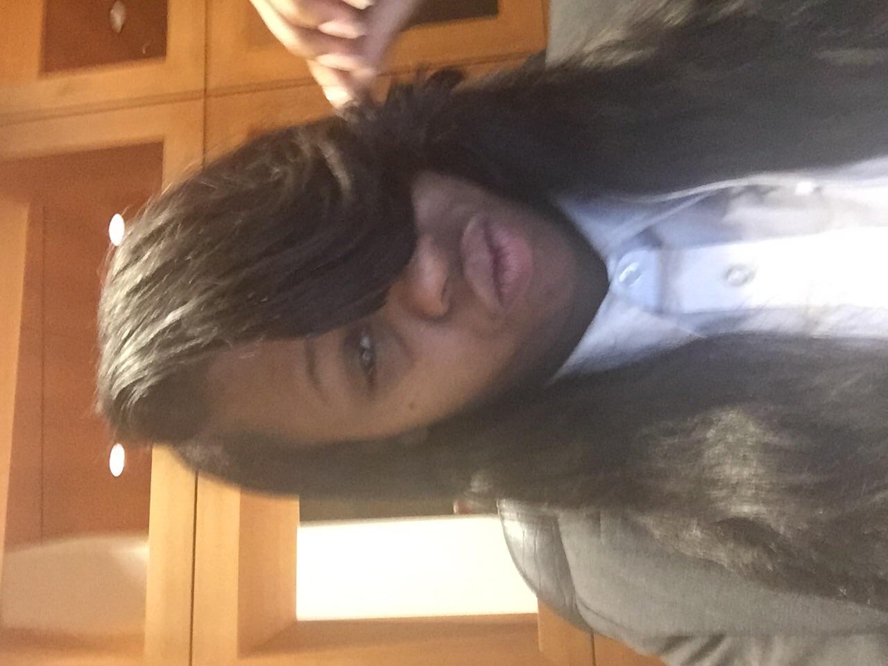 Im feeling this hair!!