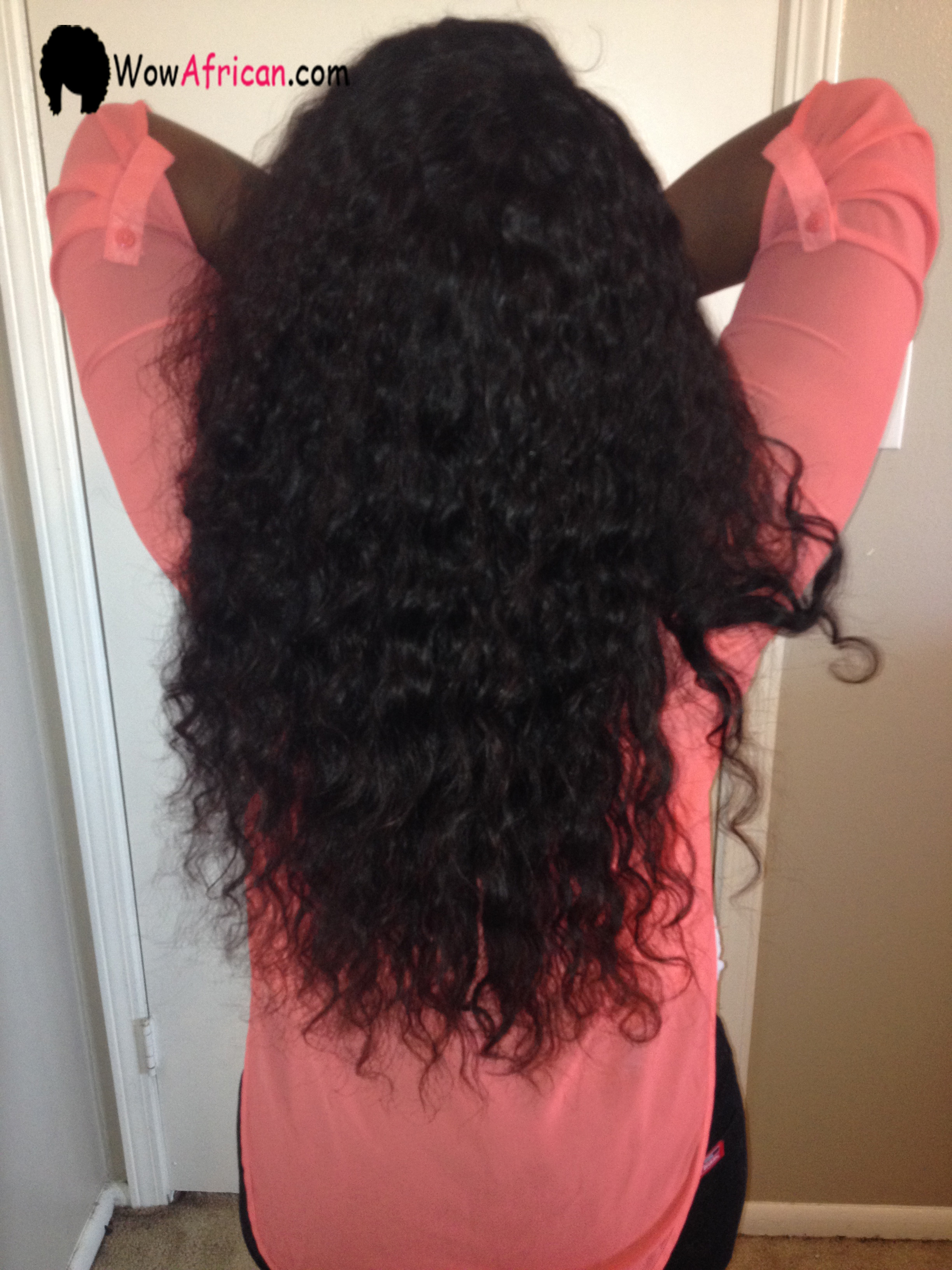 Natural Curly Bundle Hair