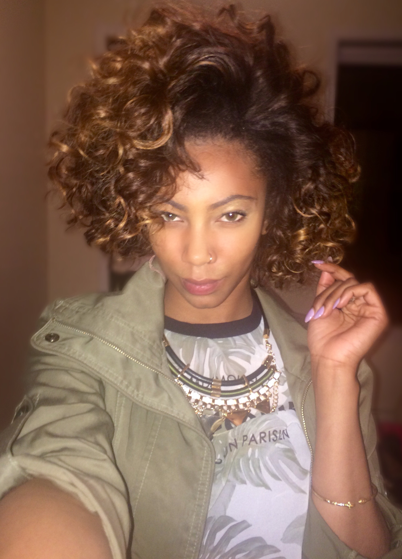 Curls on Fleek!