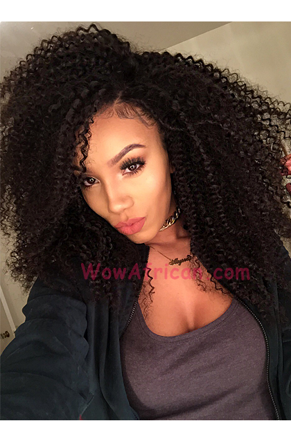 Brazilian virgin hair silk top wig 18inches water wave