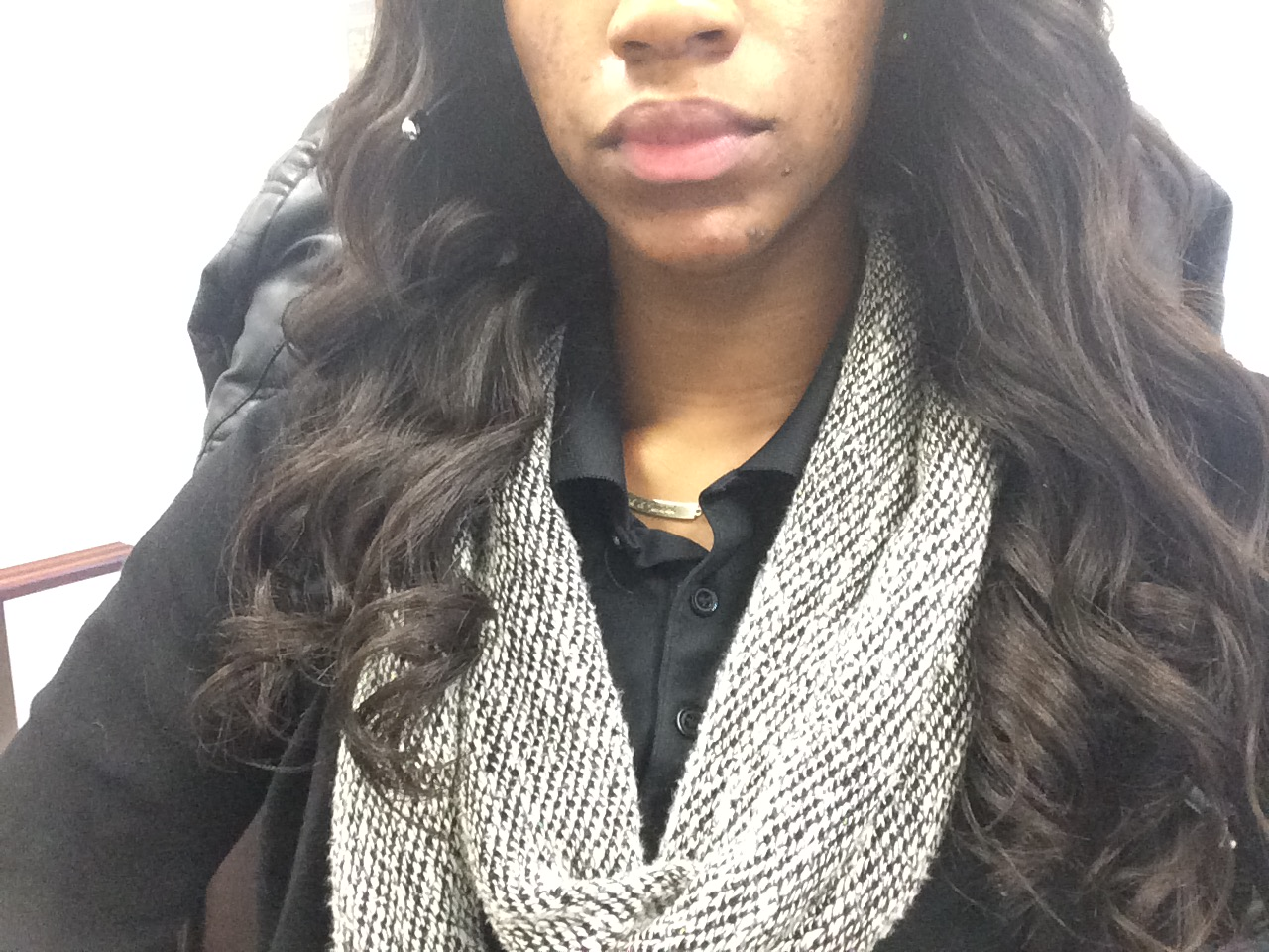 day 4 curls/waves (curling wand)