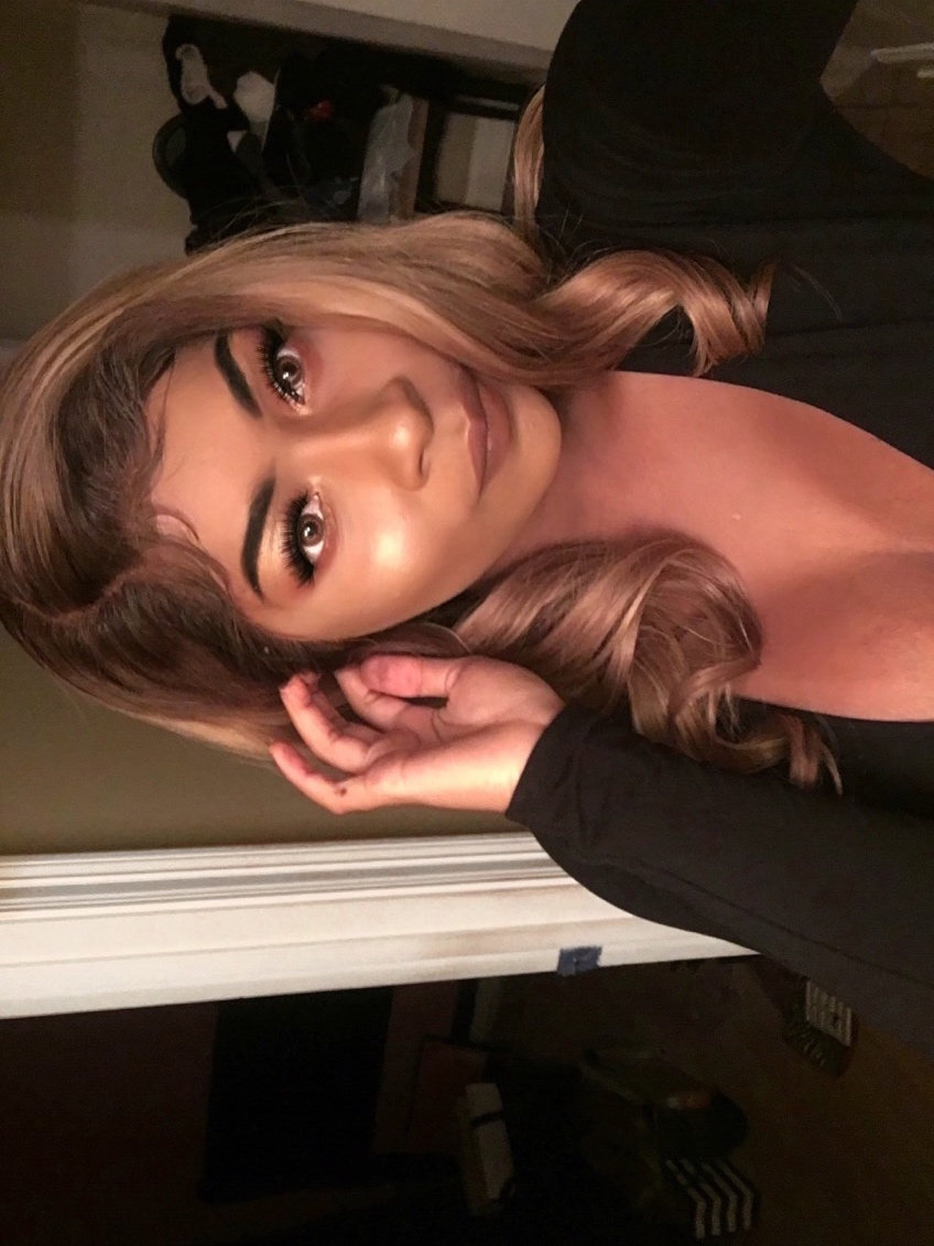 16 inch Full Lace Wig