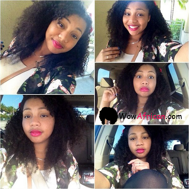 Peruvian Curl Brazilian Virgin Hair 3.5X4inches Middle Part Closure with 3pcs Weaves[WB23]