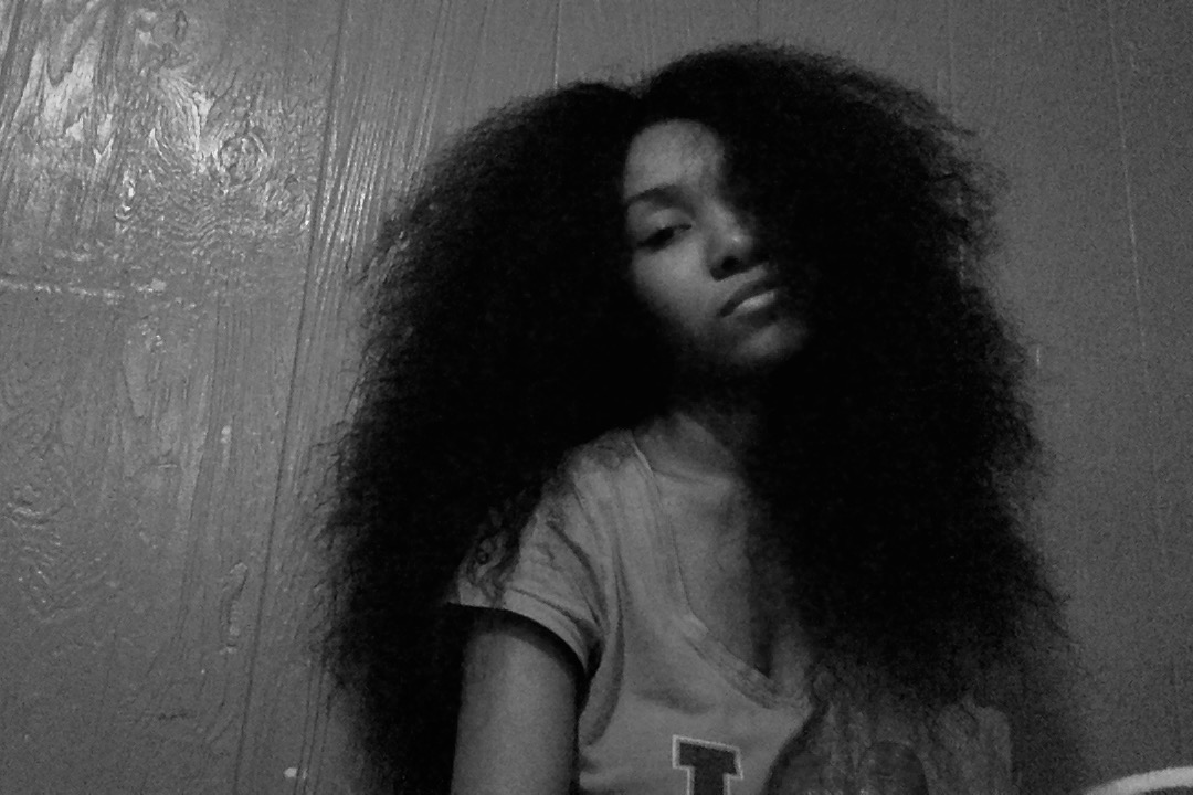 I love this hair!!! (Brushed out)