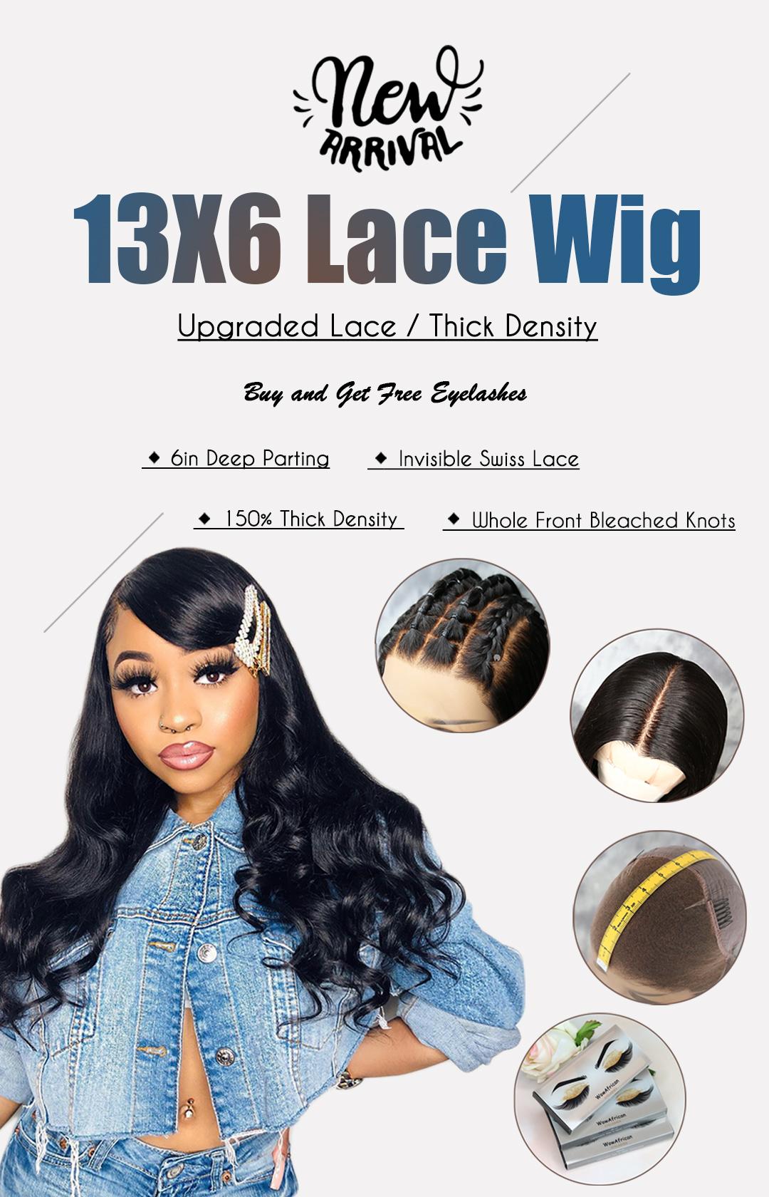 Brazilian Virgin Human Hair Lace Wigs Weaves Supplier