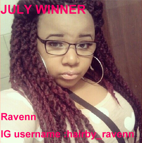 WowAfrican July Giveaway Winner