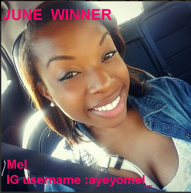 WowAfrican June Giveaway Winner
