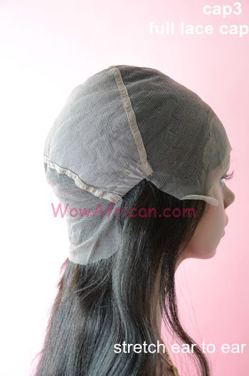 wowafrican.com full lace wig cap,Full Lace with Stretch from ear to ear,cap3
