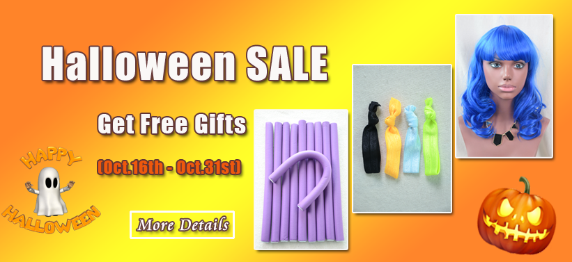 WowAfrican Halloween Sale to Get Free Gifts