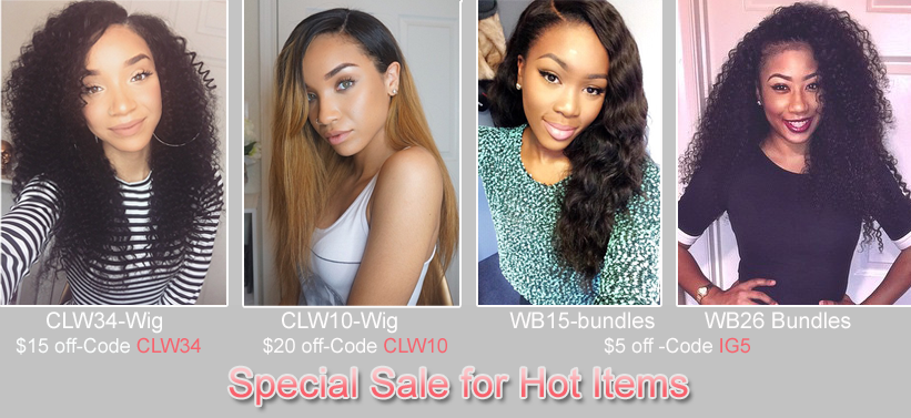 special sale for hot item